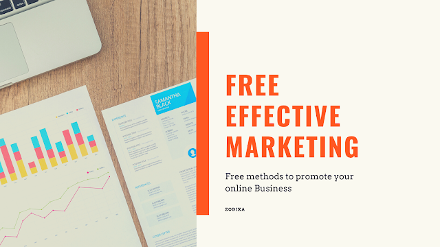 How To Get Free Internet Marketing Methods To Promote Your Online Business