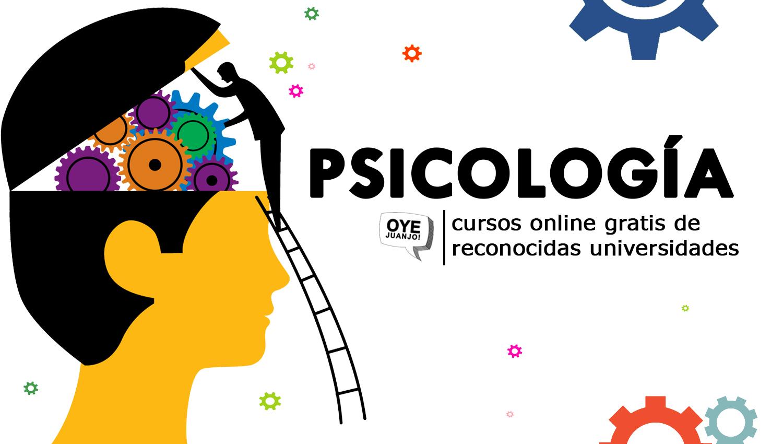 50 Cursos Online Gratis De Psicologia Que Inician Pronto