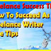 Freelance Success Tips