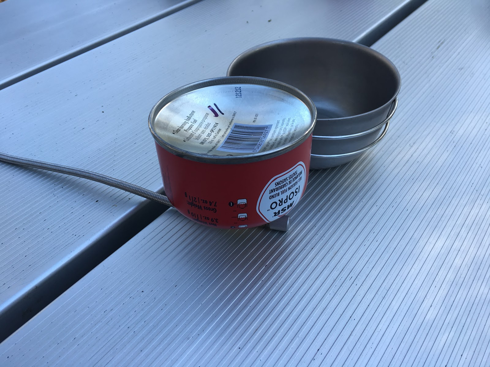 Camping Cooking Supplies 1 DUEL FUEL GAS or WHITE FUEL Camp