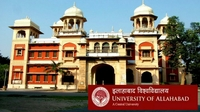 Allahabad University Exam | Allahabad University promotion