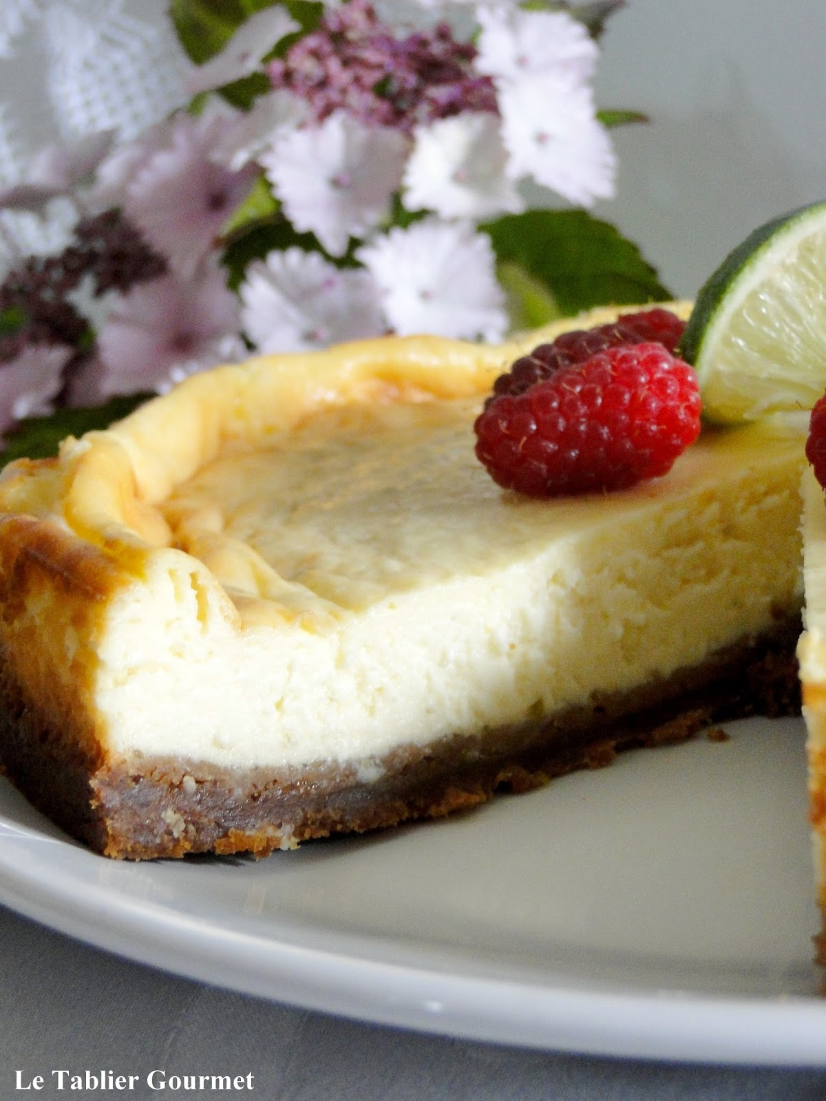 Le Faux Cheesecake Au Fromage Blanc