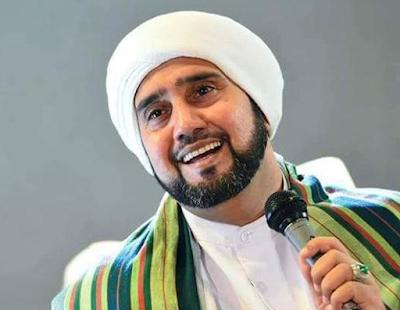 Lirik Teks Sholawat Kisah Sang Rasul - Habib Syekh