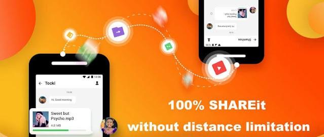 تحميل تطبيق SHAREit Lite