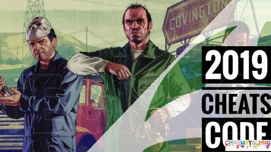 GTA 5 cheats Xbox One & Xbox 360