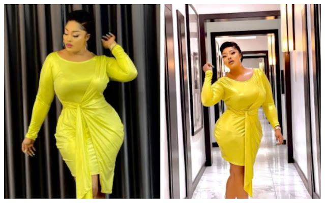 Beautiful and adorable! Actress  Biodun Okeowo shares new photos of her Anti aging body (Photos)