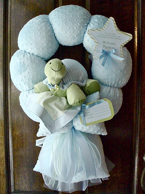 Cristy S Baby Wreaths