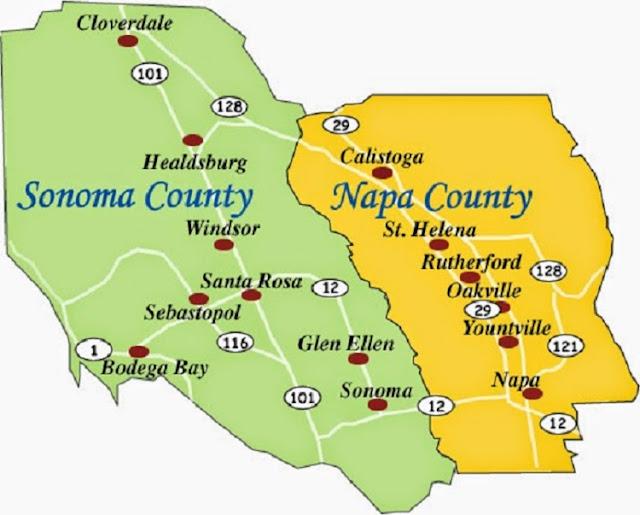 Onde Ficar em Sonoma: Melhores regiões