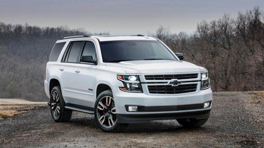 2019 Chevy Tahoe Price and Release Date