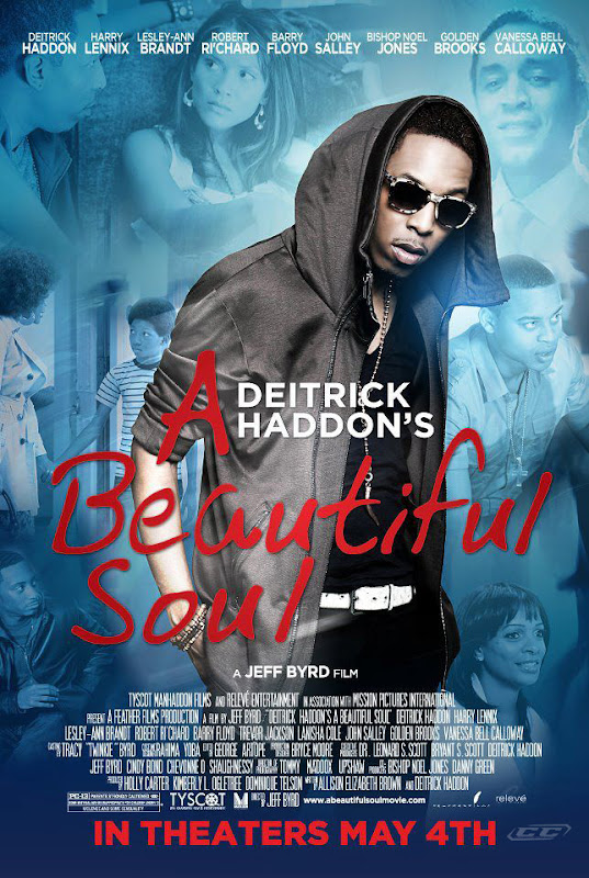 Deitrick Haddon - A Beautiful Soul 2012 English Christian Movie Songs