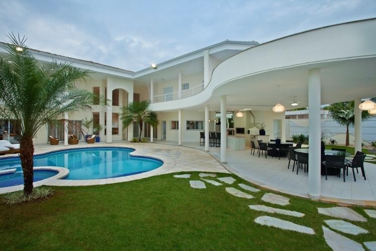 Construindo minha casa clean casa do jogador da sele o brasileira inspire se na decora o - Casa de fotografia ...