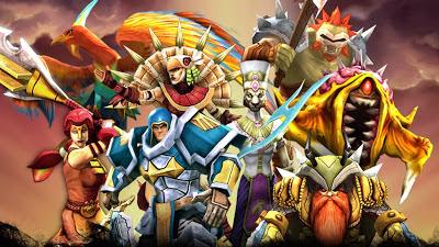 Legendary Heroes MOD 2