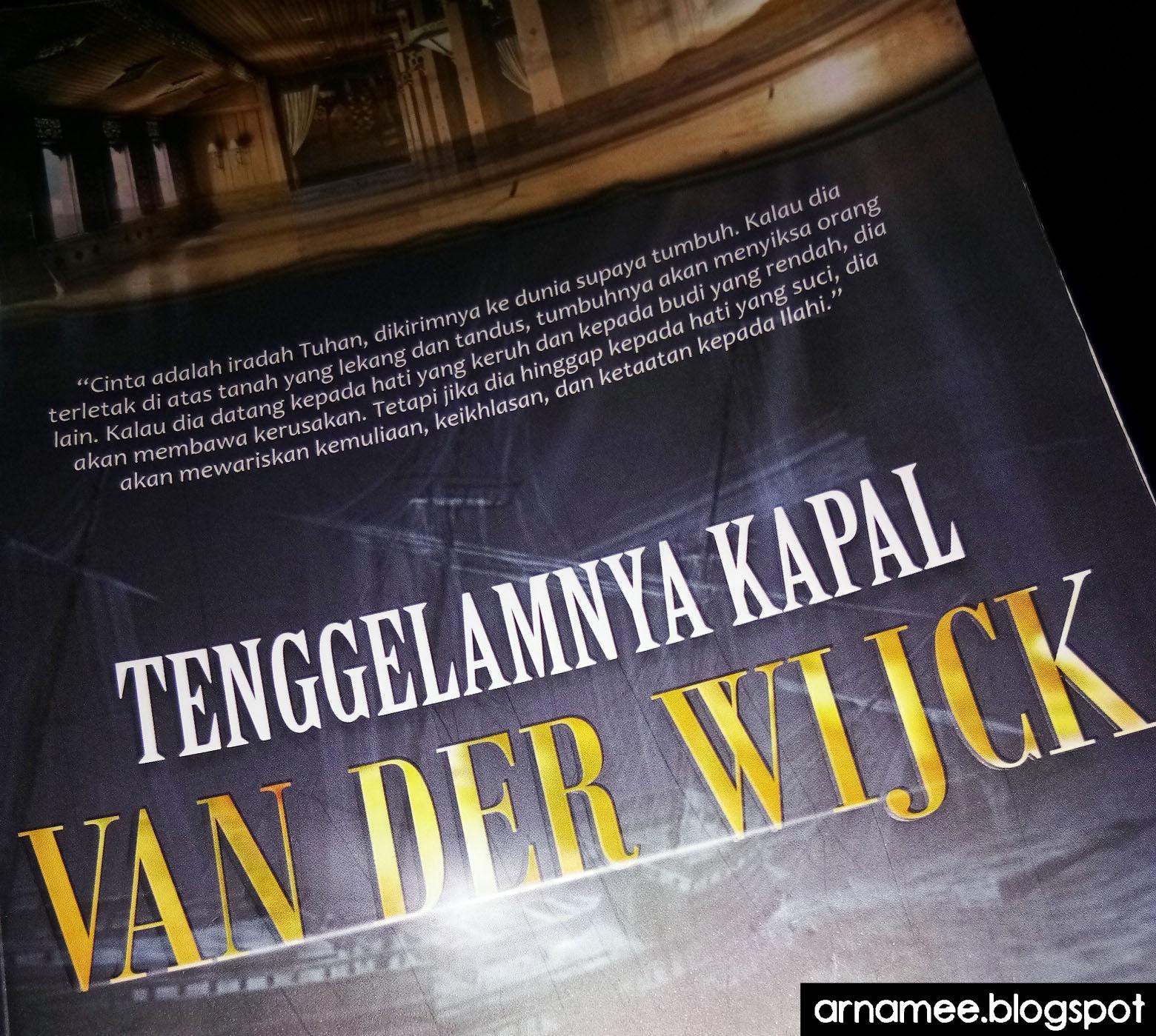 Cerita Tenggelamnya Kapal Van Der Wijck Pdf