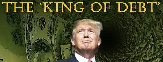 The US is flattering the emperor of debt. It's a essential hazard
