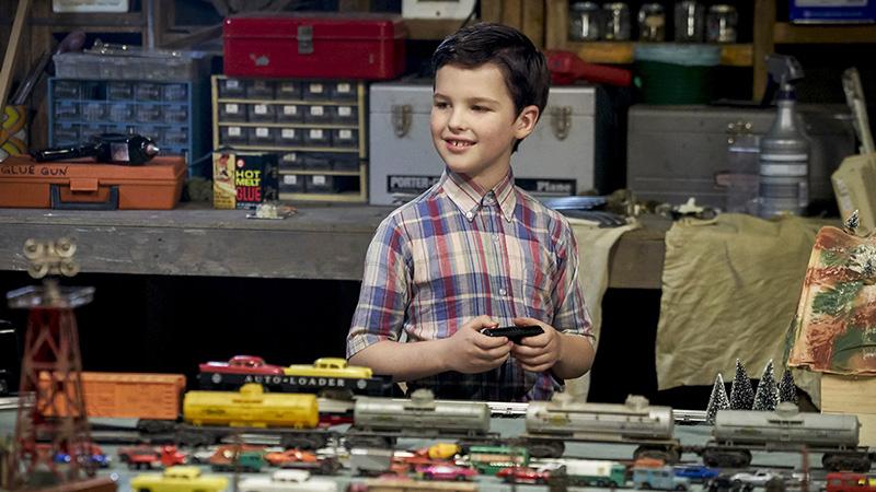 Young Sheldon es una nueva serie de CBS para la temporada 2017/2018