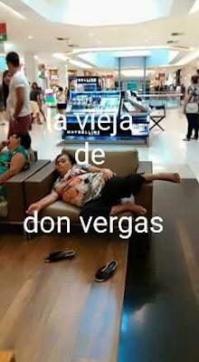 Vieja de Don Vergas