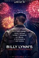 Sinopsis Film Billy Lynn's Long Halftime Walk (2016)