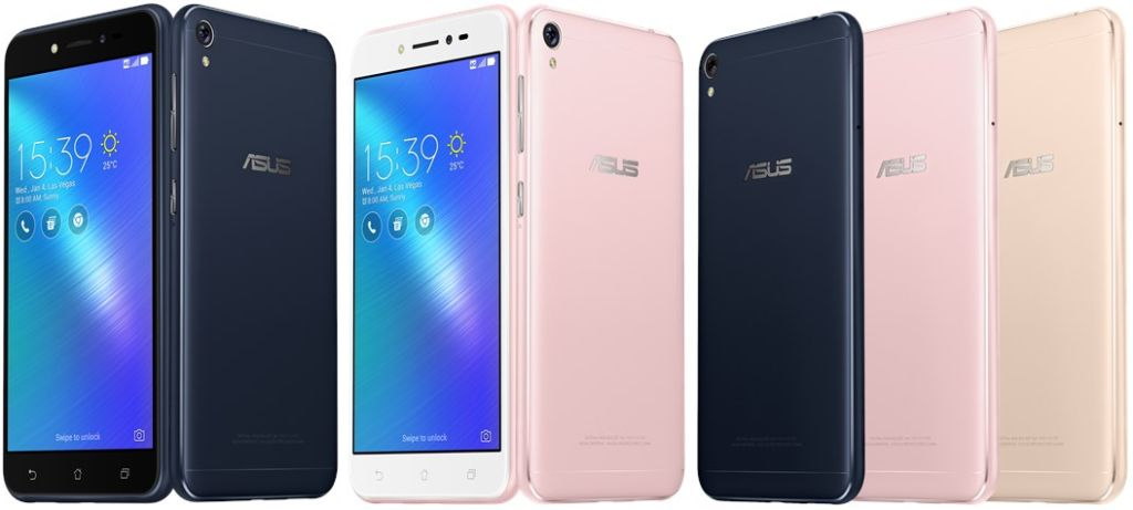 Asus ZenFone Live (ZB501KL) (2017) with Specifications