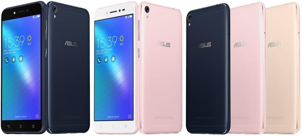 Hp Asus ZenFone Live (ZB501KL) (2017) beserta harga dan Spesifikasi
