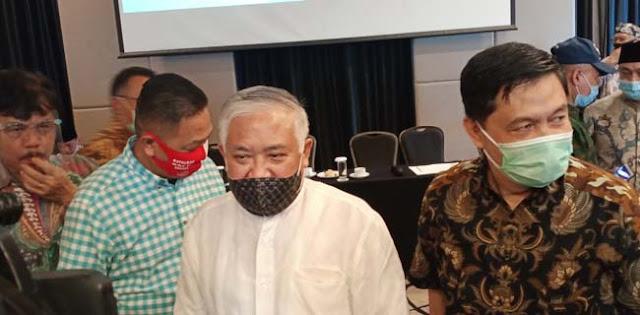 Din Syamsuddin: Negara Bertanggung Jawab Memulangkan Habib Rizieq