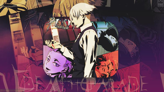 Best  Madhouse Anime list - Death Parade