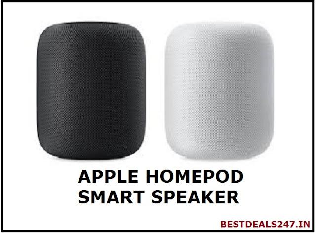 Apple HomePod Smart Speaker available in India