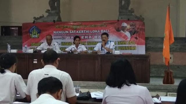 Dinsos Provinsi Bali Sosialisasikan Perda Perlindungan Penyandang Disabilitas
