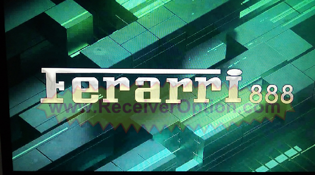 1506T 512 4M FERARRI 888 HD RECEIVER NEW SOFTWARE