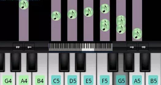 تطبيق بيانو للاندرويد  piano