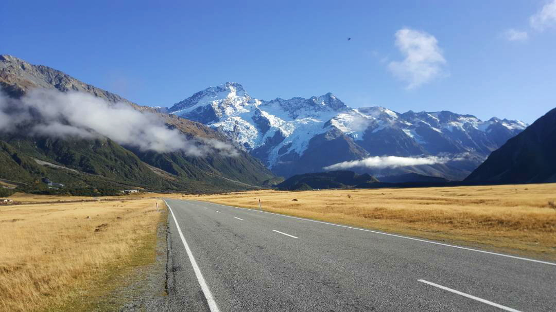 Travel : New Zealand