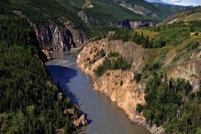 the Stikine, Cassiar and Klondike in Wrangell, Alaska