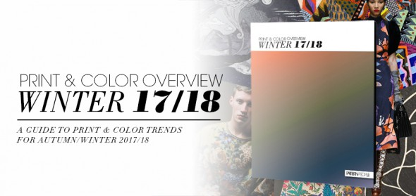 Fashion trend predictions 2017 - Fashion Vignette Trends Pattern People Print Color