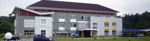 Gedung Kantor Bupati Kabupaten Kaur