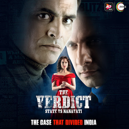 Poster Of The Verdict - State Vs Nanavati Season 01 2019 Watch Online Free Download