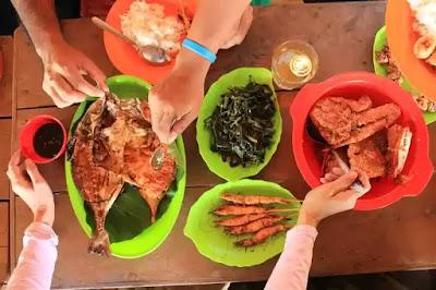 Rumah Makan Pulau Kepayang Belitung