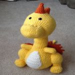 http://www.ravelry.com/patterns/library/big-spike-dragon