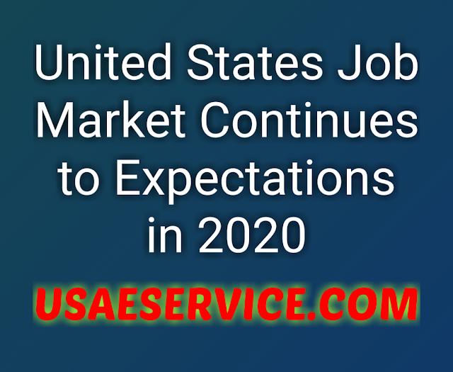 United States Jobs Continues to Beyond Expectations