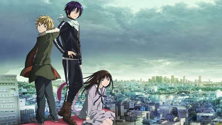 Anime Like Noragami