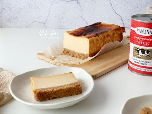 牛奶糖乳酪蛋糕