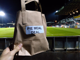 Bristol Rovers Pie
