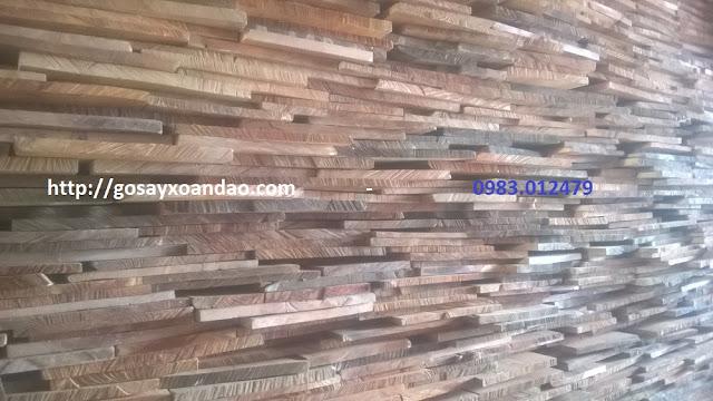 Nội thất thông minh với gỗ xoan đào sấy