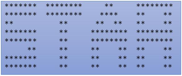 Star Patterns In C Programming