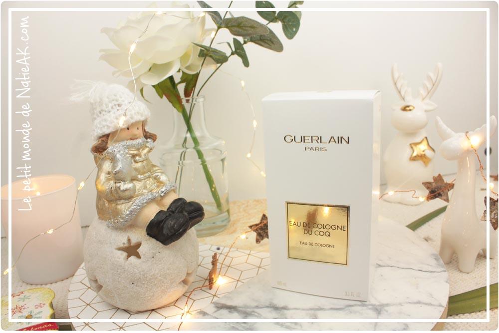 la collection Cologne Guerlain