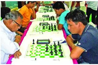 Soram Rahul Singh chess