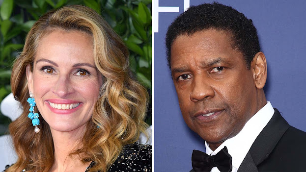 "NETFLIX obtiene los derechos de ""Leave The World Behind"" protagonizada por JULIA ROBERTS y DENZEL WASHINGTON"
