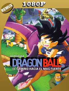 Dragon Ball: El Camino hacia el Poder (1996) BD REMUX [1080p] Latino [GoogleDrive] SilvestreHD