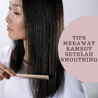 cara mengembalikan rambut rusak akibat smoothing