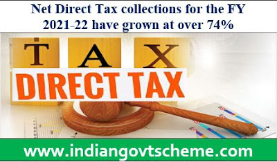 Gross Direct Tax collections