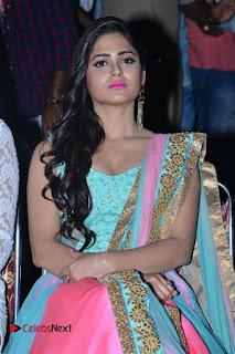Actress Naina Ganguly Stills in Long Dress at Vangaveeti Audio Launch  0108.JPG