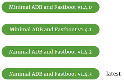 Tips Cara Mengatasi Error Saat Instal TWRP Recovery Mode Fastboot tomsheru.com